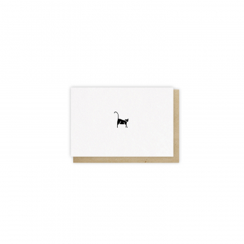 Mini card Meow