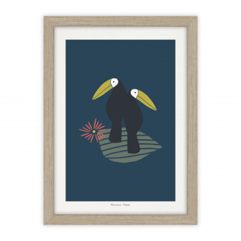 Poster Toucans