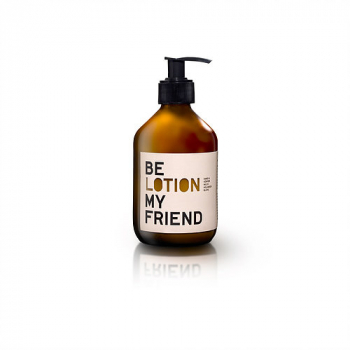 Be lotion - Be […] my friend