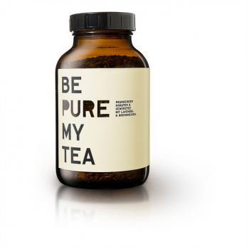 Be pure my tea - thé...