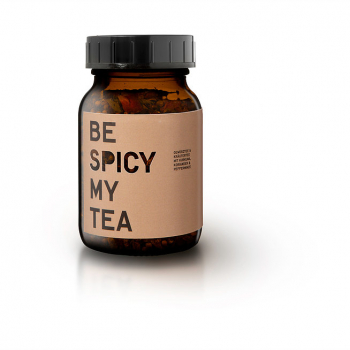 Be spicy my tea - thé épicé...