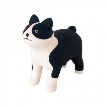 Chien Boston Terrier en...