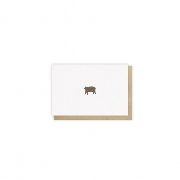Mini card Orso