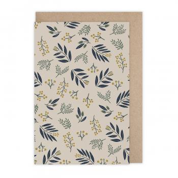 Card Mimosa