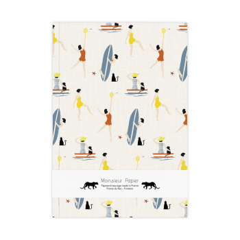Notebook M Baigneuses