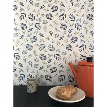 Papier peint Mimosa