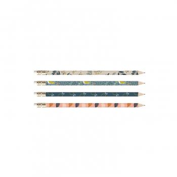 4 crayons de papier • lot 5