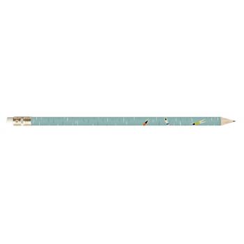 Crayon de papier Nageurs