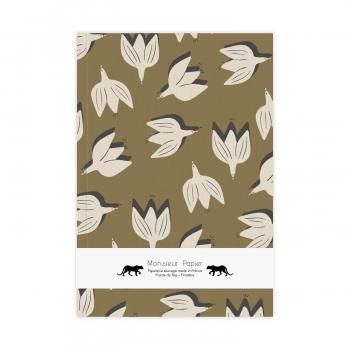 Notebook M Flowerbird