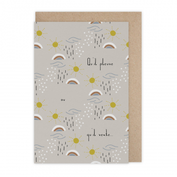 Card Météo