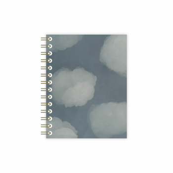 Spiral notebook Nuages