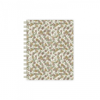 Spiral notebook Verger