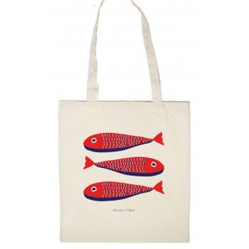 Tote Bag Sardines