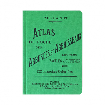 Atlas de poche des Arbustes...