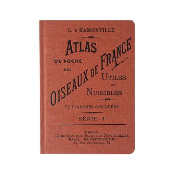 Atlas de poche des Oiseaux...
