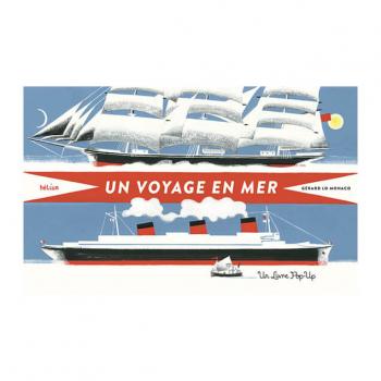 Un voyage en mer - Gérard...