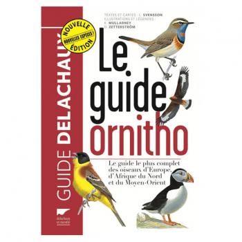 Le Guide ornitho - L. Svensson