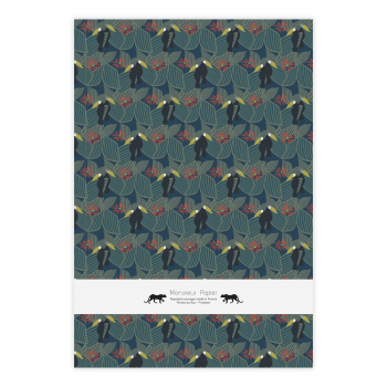 Notebook L Toucans