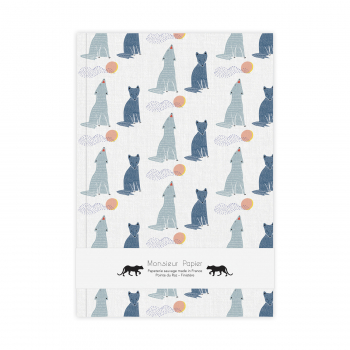 Notebook M Chant du loup
