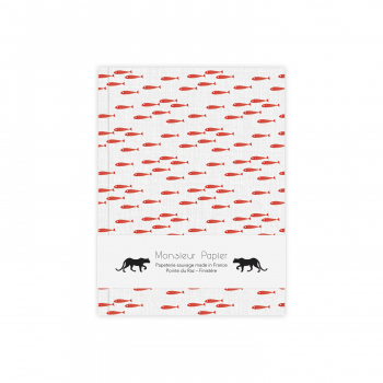 Notebook S Poissons rouges