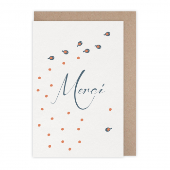 Card Merci poinçons