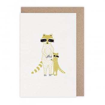 Card Ratons laveurs