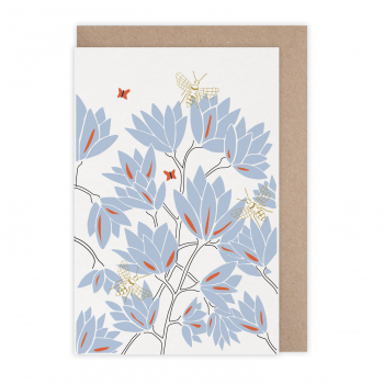 Card Rhododendron