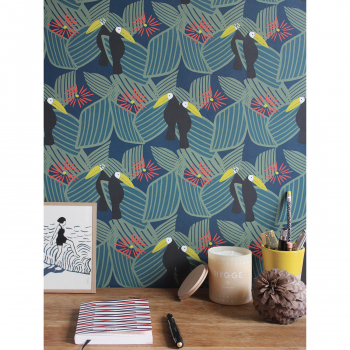 Wallpaper Toucans