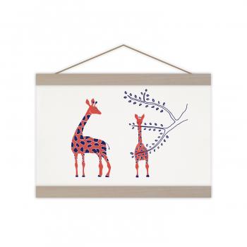 Poster Girafes