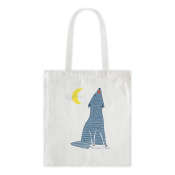 Tote Bag Chant du loup