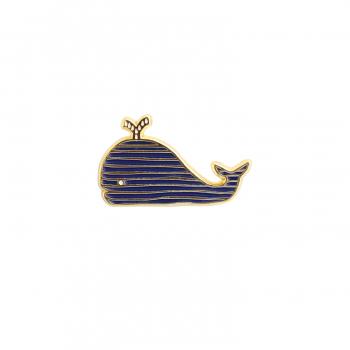 Pin's Baleine