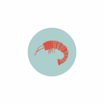 Badge Langoustine