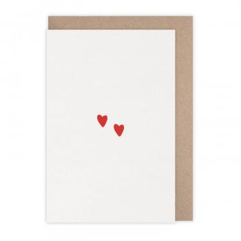 Carte Cœurs