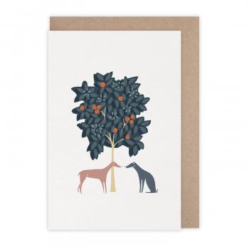 Card Lévriers