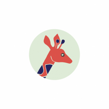 Magnet Girafe