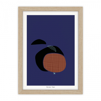 A4 Print Pomme