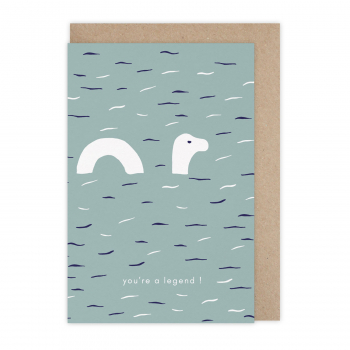 Card Nessie Legend