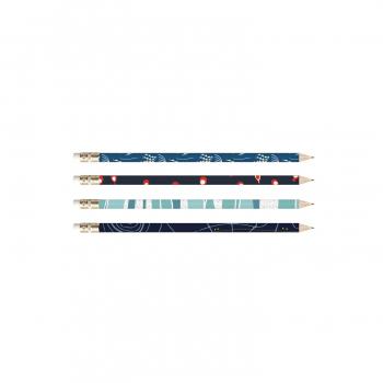 4 crayons de papier • lot 1