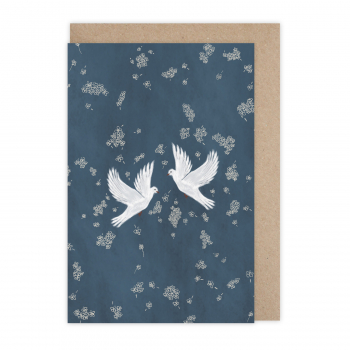 Card Doves