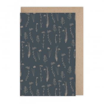 Carte Graminées