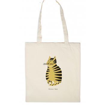 Tote Bag Gros chat